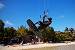 Festival International de Kitesurf à l'île Rodrigues