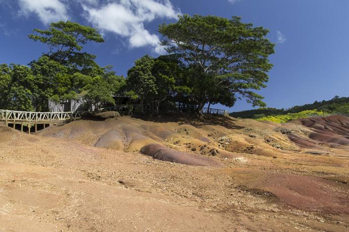 ile-maurice-terre-des-7-couleurs - Photo