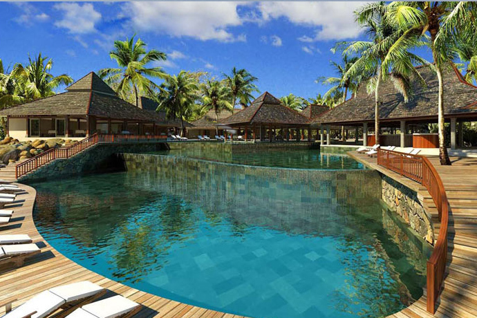 H tel zilwa attitude le maurice for Hotels ile maurice