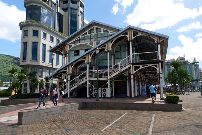 Le shopping l 39 le maurice le maurice - Restaurant port louis ile maurice ...