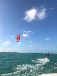 kitesurf ile maurice