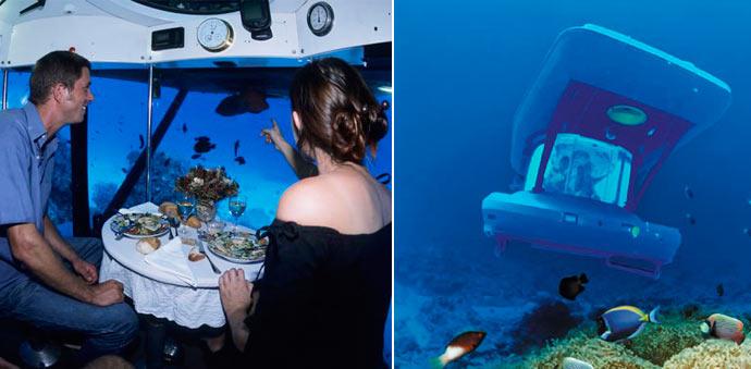 Si Vous Ne Savez Pas Plonger Mais Que Etes Quand Meme Curieux De Visiter Les Fonds Sous Marins Lile Maurice Blue Safari Submarine Offre Une
