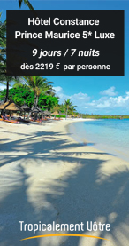 Offre Constance Le Prince Maurice