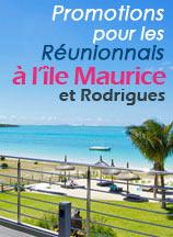 Promotions pour les Réunionnais