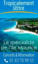 Tropicalement Vôtre, le spécialiste de l'île Maurice