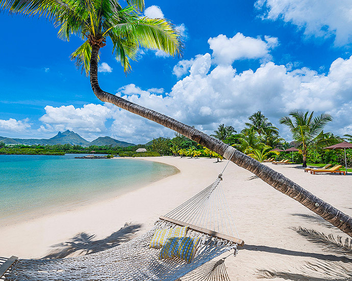 plage four seasons resort mauritius at anahita