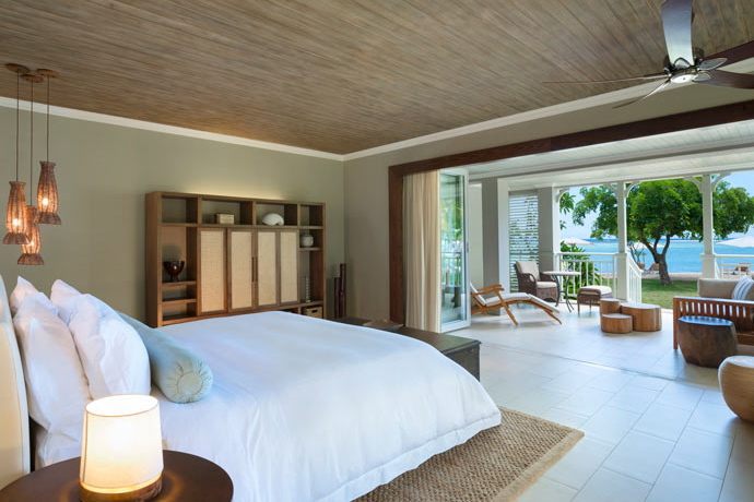 H tel the st regis mauritius le maurice for Chambre d hote ile maurice