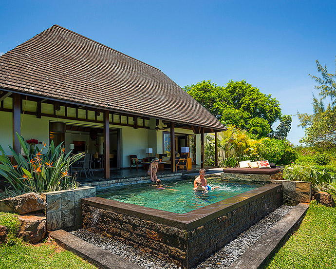 villa four seasons resort mauritius at anahita